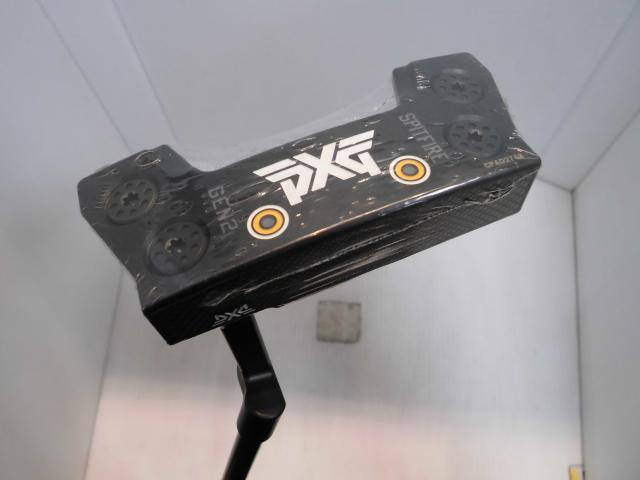 新しいPXG スピットファイヤーパター 入荷しました!!