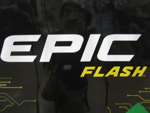 EPIC FLASH 試打クラブ入荷