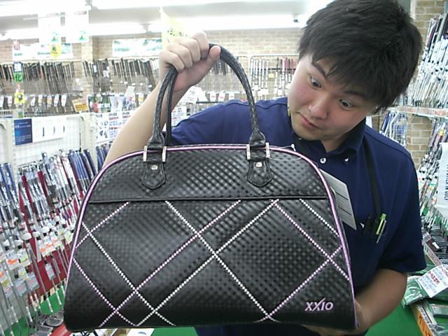 ★XXIOのオサレなボストンバッグのご紹介★