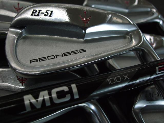 ◇◆ REONESS RI-51 × MCIブラック 100-X ◆◇