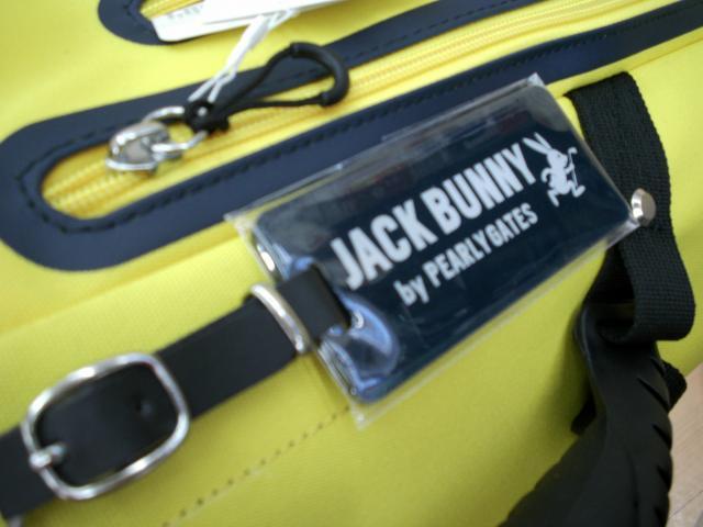 Jack Bunnyスタンドバッグ入荷しましたっ