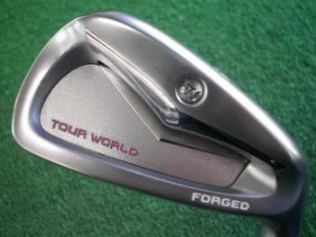 TOUR WORLD TW717P FORGED レディース♪