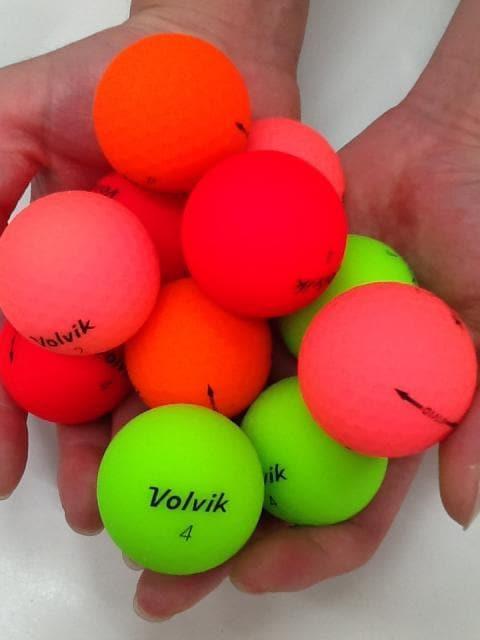 気分が上がるカラーボール!