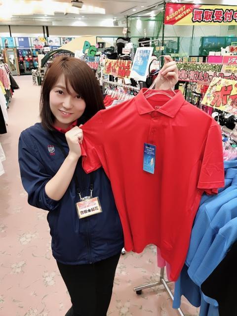 最強ポロシャツの紹介いたします!!!!!