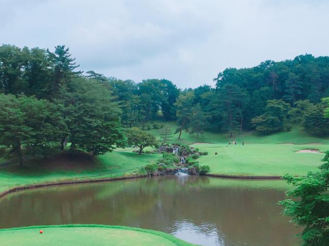 【ゴルフ行ってきました!】