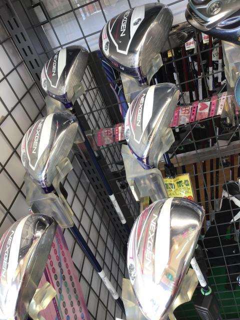 女性ゴルファーの皆様!