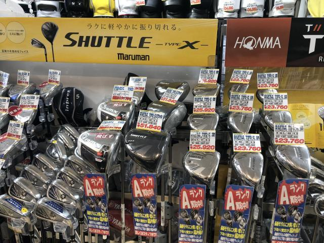 majestygolf shuttle type x だ!!! 好評発売中