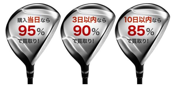 ゴルフ クラブ 買取